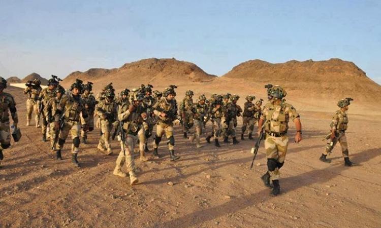 القوات الخاصة تقتل 4 تكفيريين بسيناء..ويرجّح ان يكون بينهم زعيم «بيت المقدس»
