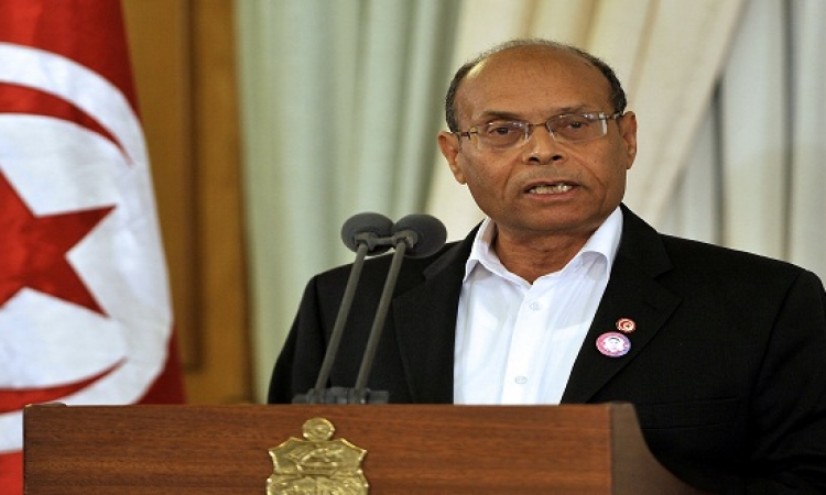 رئيس تونس : نحن في اتجاه ومصر في آخر