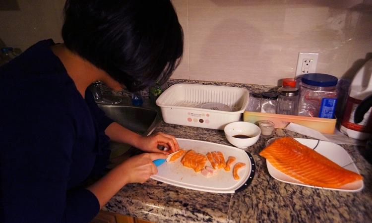 بالفيديو .. السكاكين اليابانية وإبداع الطهى