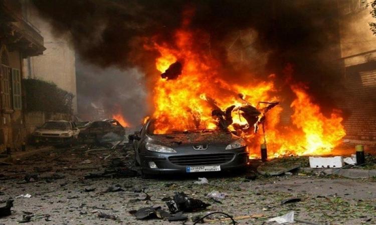 انفجار ضخم فى الفيوم دون إصابات