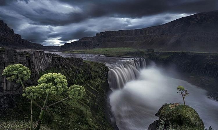 أيسلندا الساحرة .. ومناظر طبيعية خلابة تخطف الابصار