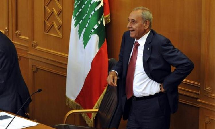 برى : حالات الهروب من الجيش اللبنانى فردية