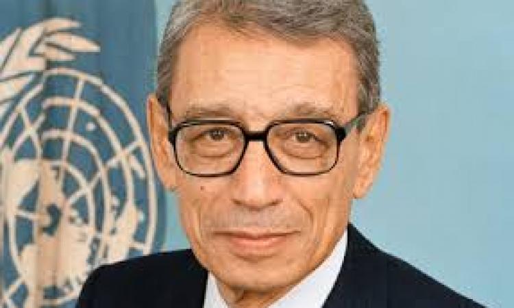 الدكتور بطرس غالي : الدفاع عن أمن مصر وحمايته يتصدر جميع الأولويات