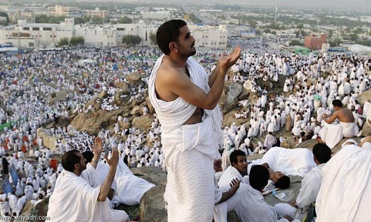 السعودية : ضيوف الرحمن بلغوا مليوني حاج بينهم 670 ألف مصريا