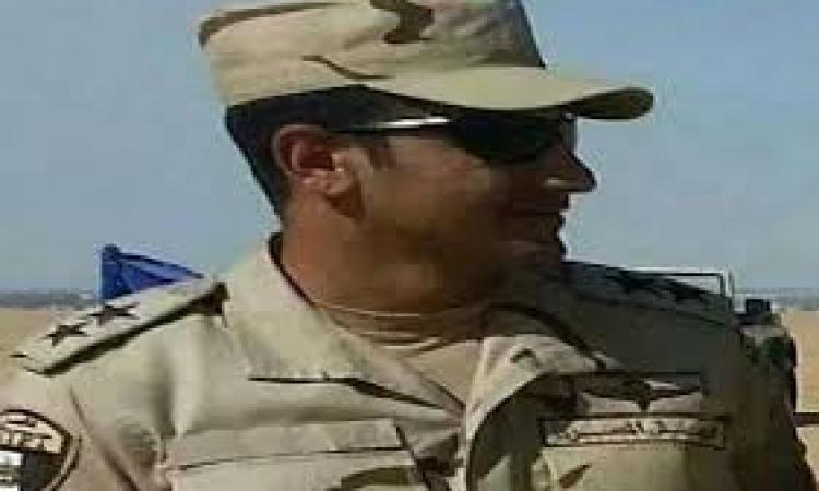 أخر كلمات الملازم أول محمد حفيد المشير أبوغزالة