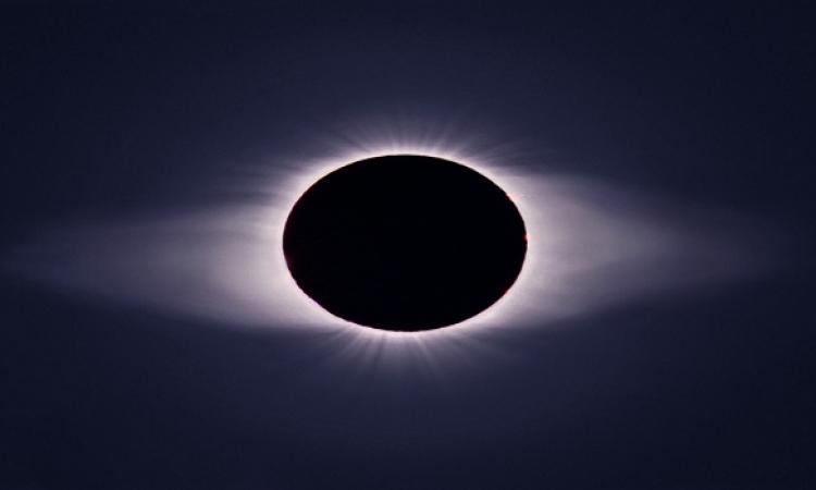 البحوث الفلكية: العالم يشهد خسوفا للقمر لمدة 4 ساعات غدا