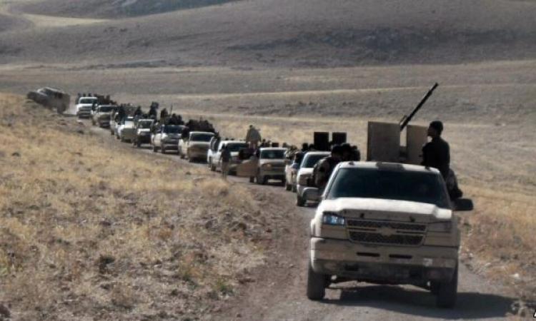 داعش وجبهة النصرة يهاجمان حزب الله شرق لبنان