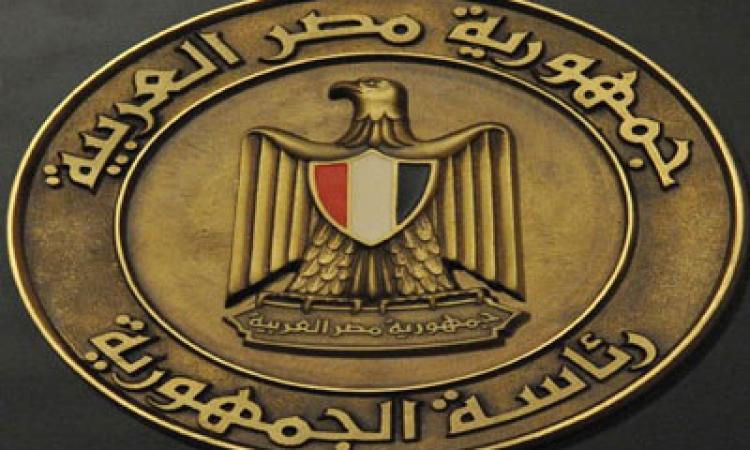 رئاسة الجمهورية تنفي قصف طائرات مصرية لأهداف في ليبيا