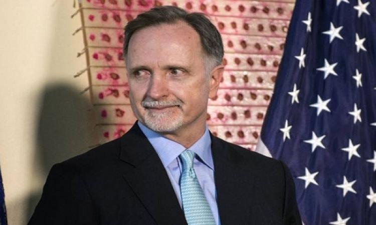 السفير الأمريكى الجديد بالقاهرة يصل إلى مصر الشهر المقبل لبدء مهام عمله