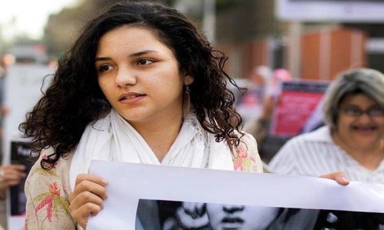 الحبس سنتين لسناء عبد الفتاح و22 آخرين فى قضية تظاهرات قصر الاتحادية