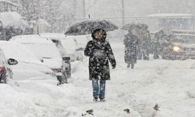 استمرار الطقس شديد البروده وهيئه الارصاد تحذر