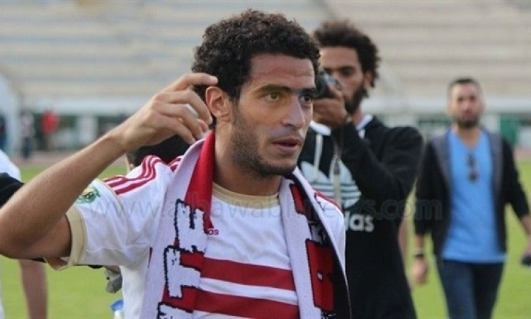 مرتضى منصور يتوعد لعمر جابر بشطبه من اتحاد الكرة