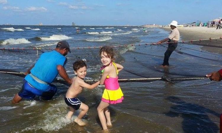 تعرف على فوائد صيد الأسماك للصغار والكبار