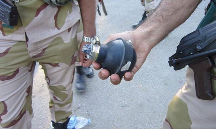 انفجار قنبلة صوت بالفيوم أمام إدارة الحماية المدنية دون وقوع أضرار بشرية