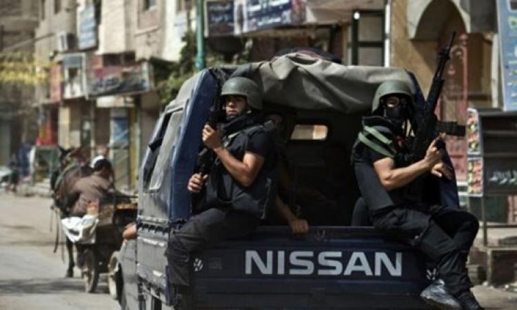 اشتباكات بين قوات الأمن والأهالي بأشمون منوفيه