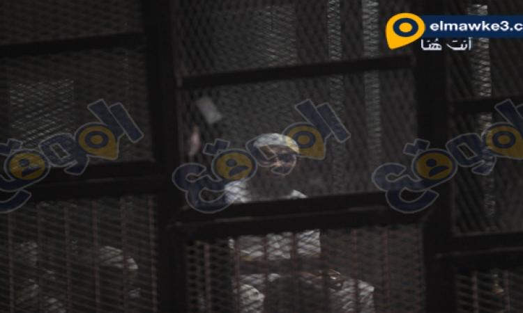 بالصور.. محكمة جنايات القاهرة تستأنف محاكمة الظواهرى