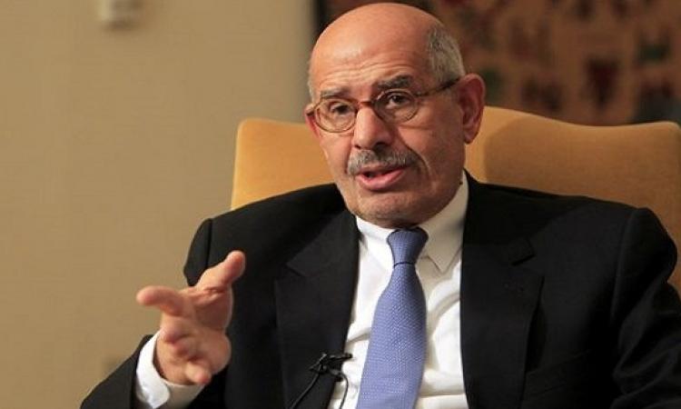 البرادعي يرفض الشهادة أمام لجنة تقصى حقائق 30 يونيو : الوقت غير مناسب !!
