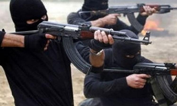إصابة مجندين فى هجوم إرهابى مسلح على قطار بضائع ببنى سويف