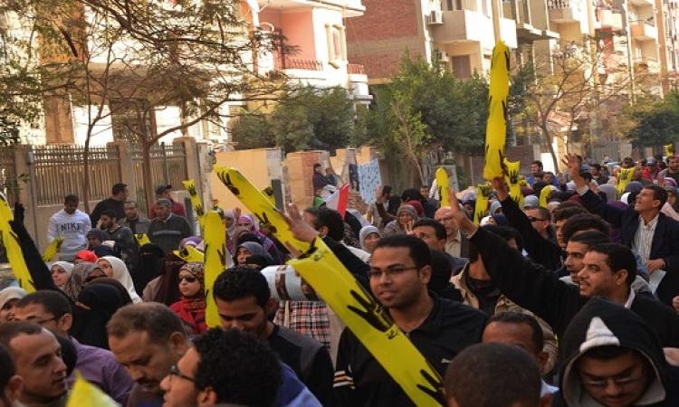 فى ذكرى فض رابعة.. اشتباكات عنيفة بين الشرطة والإخوان فى الهرم
