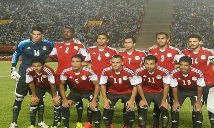 بالفيديو .. السنغال تتقدم على مصر فى الشوط الأول