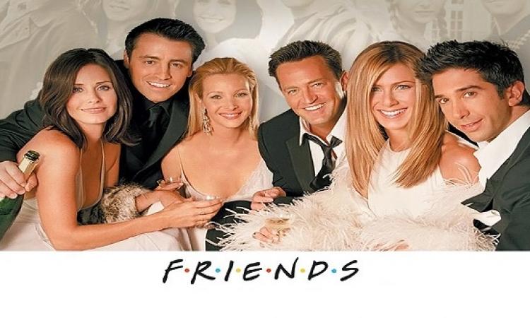 """""""الاصدقاء"""" يعاودون الظهور على تلفزيون الانترنت"""