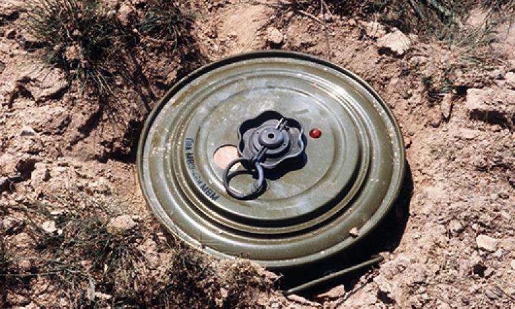 استشهاد 7 جنود فى انفجار عبوة ناسفة جنوب العريش
