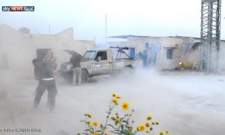 تجدد المعارك قرب مطار بنغازي
