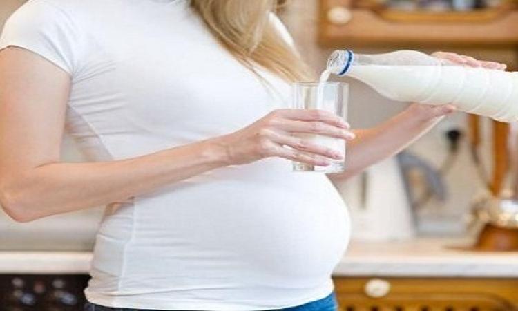 ما فائدة كوب من اللبن صباحاً لصحة الحامل والمولود ؟!