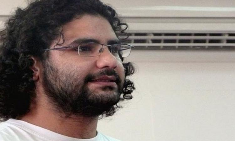 """اليوم .. استئناف محاكمة علاء عبد الفتاح وآخرين في قضية """"مجلس الشورى"""""""