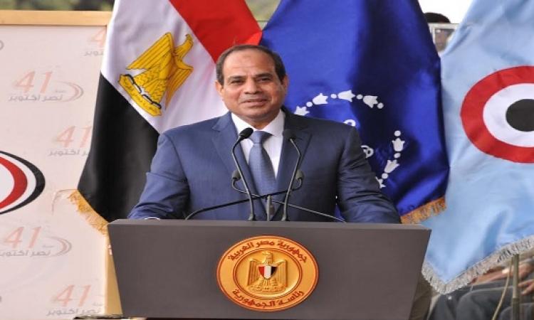 اليوم .. الرئيس السيسى يجتمع بوزيرى الكهرباء والاتصالات