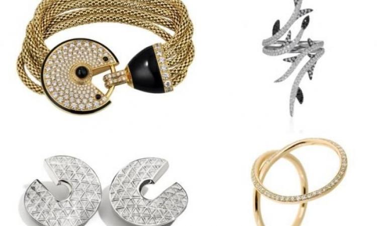 مجوهرات استثنائية لتتميزي بها في مناسباتك