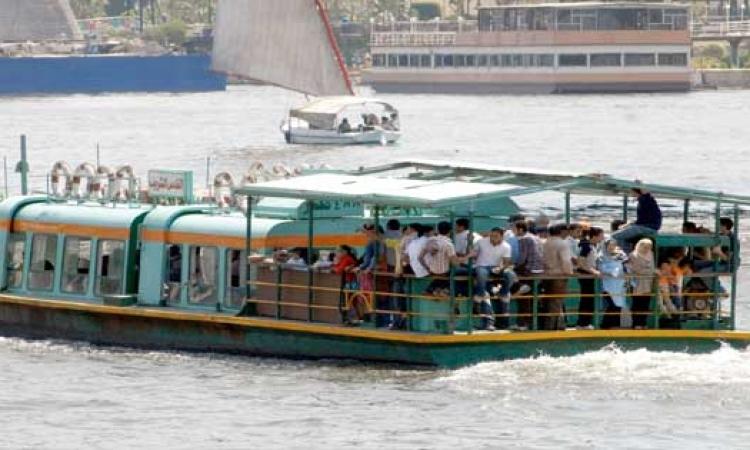 """عودة «الأتوبيس النهرى» للحياة.. وتعاون بين"""" النقل والمالية """""""