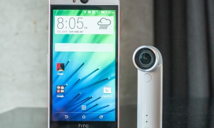 """لعشاق السيلفي .."""" HTC """" تكشف عن هاتف يلتقط أفضل صورة سيلفي"""