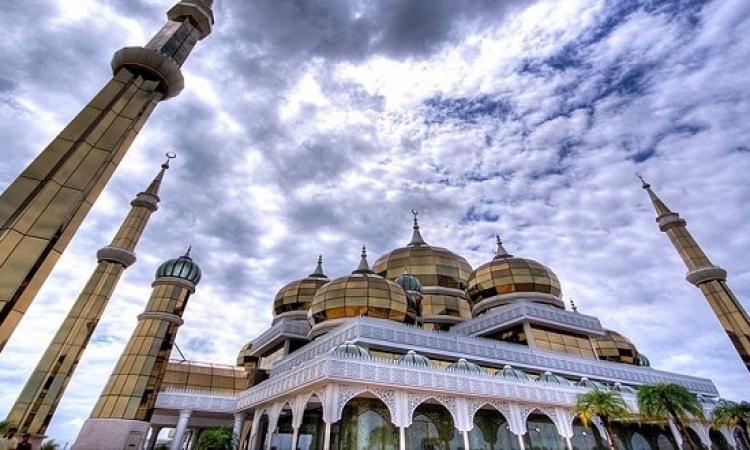 بالصور .. مسجد الكريستال فى ماليزيا