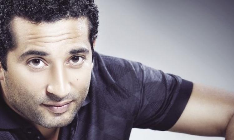 عمرو سعد: تبرعت بأجرى بفيلم حديد لصندوق تحيا مصر