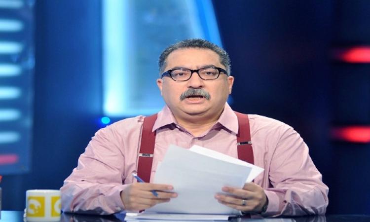 بالفيديو .. إبراهيم عيسى لنشطاء المعارضين : قناتى و جرنالى و انا حر فيهم