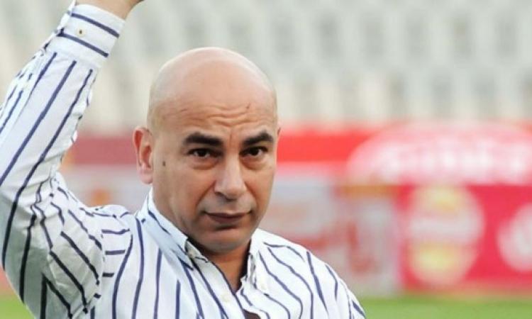 حسام حسن يقدم على تقديم استقالته من تدريب المصرى