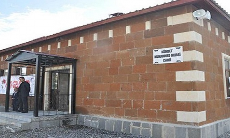 تركيا تفتتح مسجدا باسم محمد مرسي