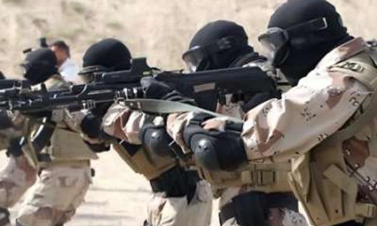 مقتل 6 إرهابيين وإصابة 11 آخرين بالشيخ زويد