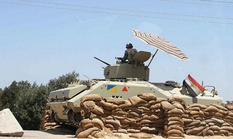 مصادر أمنية بشمال سيناء : إحباط 3 محاولات لاستهداف القوات بعبوات ناسفة