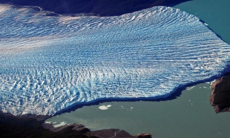 تعرف على النهر الجليدى الذى لا يذوب !!