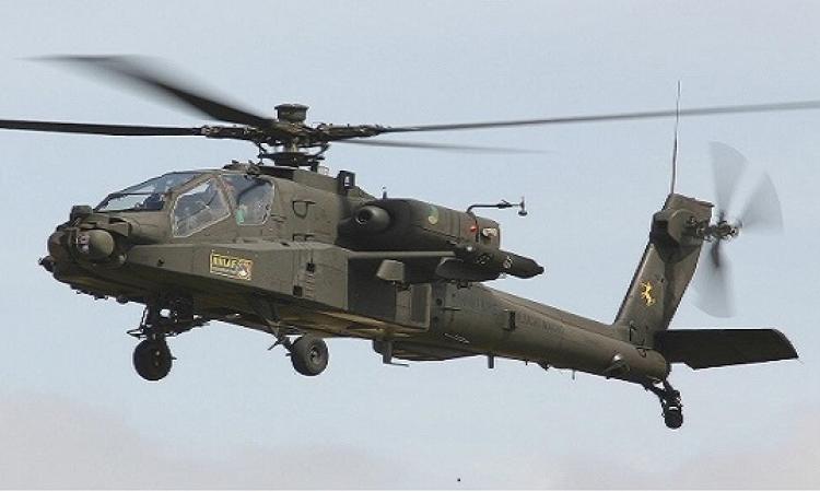 """قائد القوات الجوية : صفقة """"الأباتشى"""" تمت بعد زيارة الرئيس السيسى لأمريكا"""