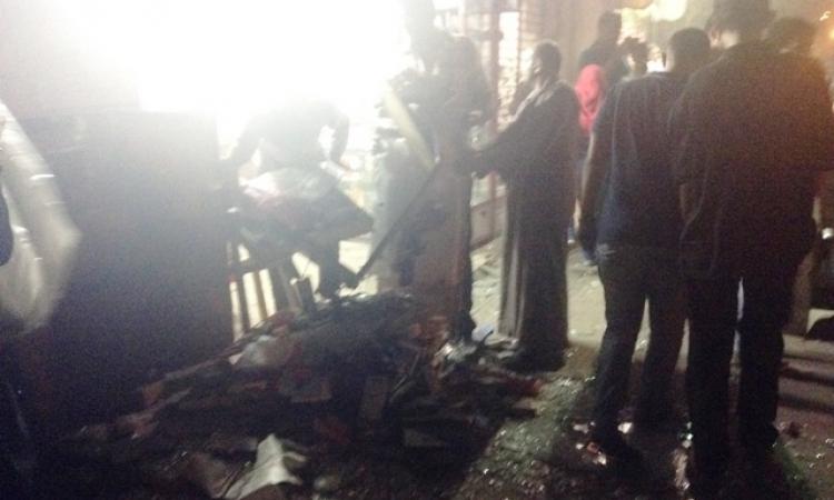 بث مباشر.. أمام دار القضاء العالى بعد انفجار السيارة المفخخة