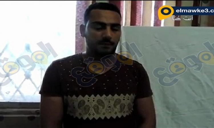 بالفيديو .. أمن الأسكندرية تضبط شخص يقوم بتزييف العملات الورقية