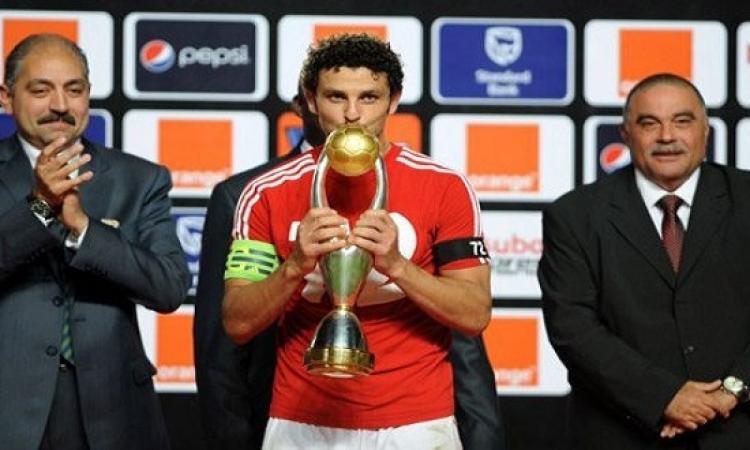 الأهلي يرفض رد كأس دوري الأبطال للكاف