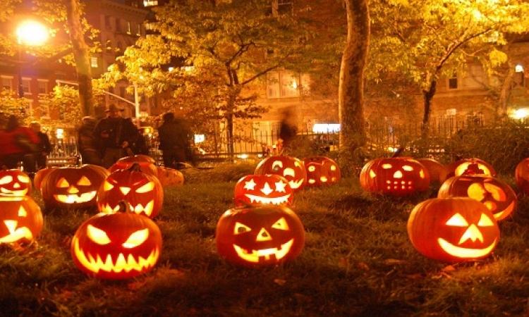 """بالصور.. """"فيس بوك"""" يحتفل مع مستخدميه بـ""""الهالووين"""""""