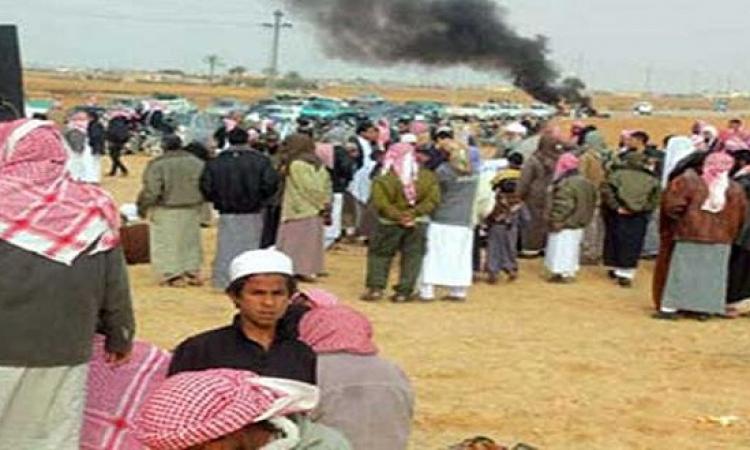 إصابة سيدة و5 أخرون من أسرة واحدة فى اشتباكات الشيخ زويد