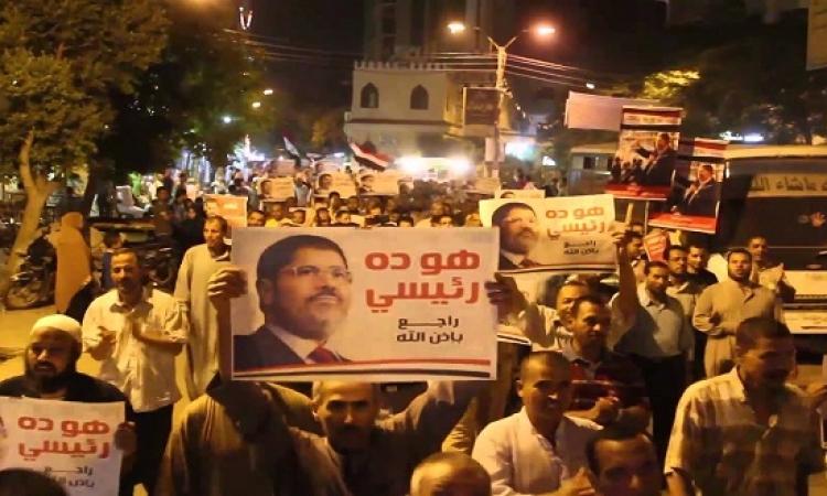 السجن المشدد 10 سنوات لـ6 من أنصار الإخوان بتهمة التجمهر