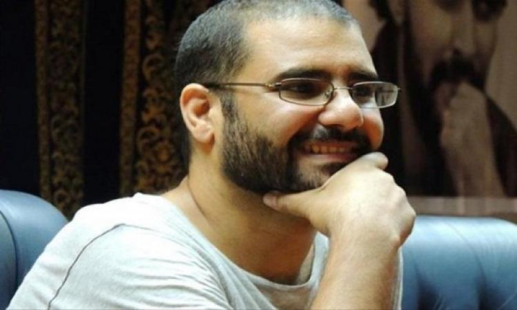 الجنح تقضى ببراءة علاء عبد الفتاح من تهمة إهانة الداخلية