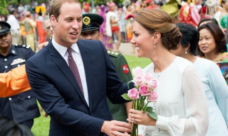 مفاجأة سارة بانتظار الأمير ويليام وكايت.. اعرف ماهى!!